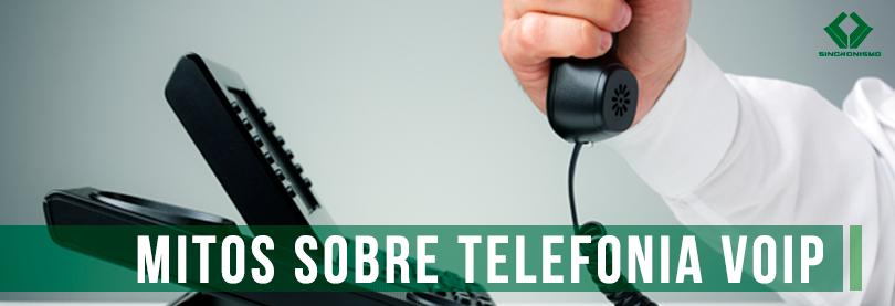 Mitos Sobre Telefonia VoIP