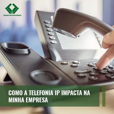Como a Telefonia IP Impacta no Custo da Minha Empresa