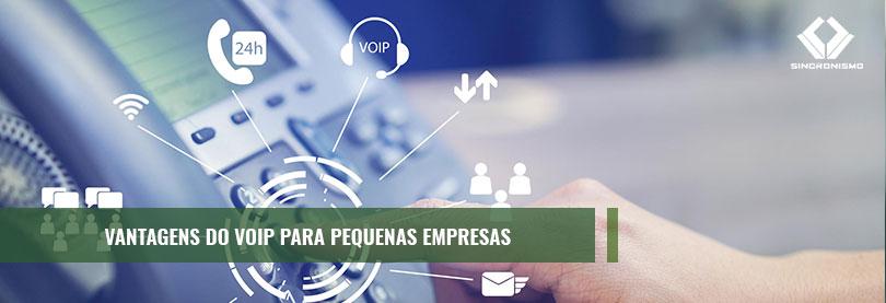 Vantagens do VoIP para pequenas empresas de telefonia