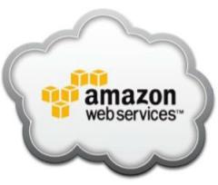 Os sistemas da Sincronismo, ficam 100% hospedados na Amazon.
