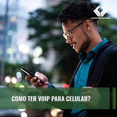 VoIP para celular
