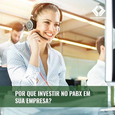 Por que investir no PABX no setor de telefonia de sua empresa