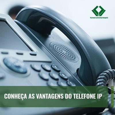 Conheçaa as Vantagens do Telefone Ip