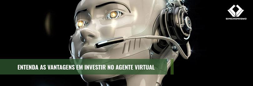Agente virtual no call center