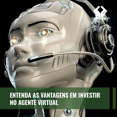 Agente virtual no call center