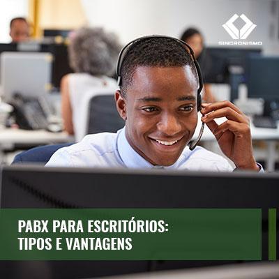 pabx para escritórios
