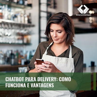 chatbot para delivery