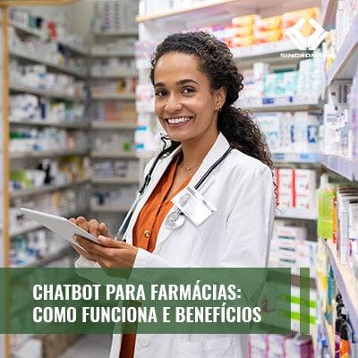 chatbot para farmácia chatbot