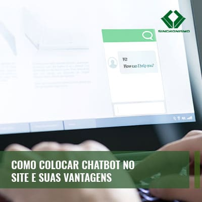 chatbot como colocar chatbot no site