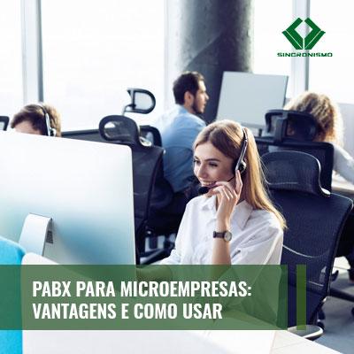 pabx para microempresas